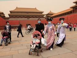 Хятадын хүн ам 1 тэрбум 411 сая 780 мянгад хүрчээ