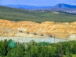 Сарын эхний 10 хоногт 877 мянган тонн хүдэр боловсру