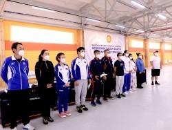 """""""Токио-2020"""" олимпод оролцох баг тамирчдад мандат бо"""