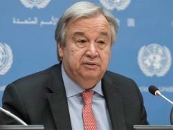 НҮБ: Антонио Гутерресийг улираан томиллоо